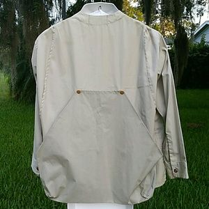 Apache Brand Jackets & Coats - Vintage Hunting Coat with Game Bag